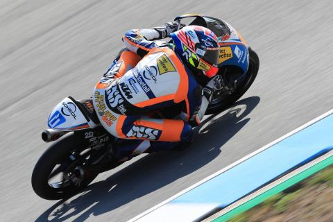 Moto3 Silverstone - Free Practice (1) Results