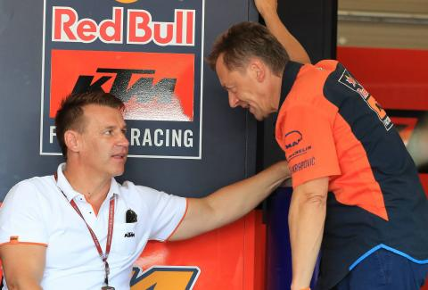 Pedrosa, Folger, Smith on KTM test list, but…