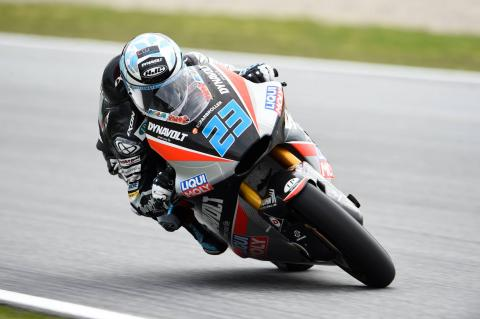 Moto2 Misano - Free Practice (2) Results