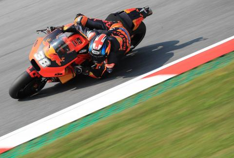 Smith can take 'identical settings' to new KTM