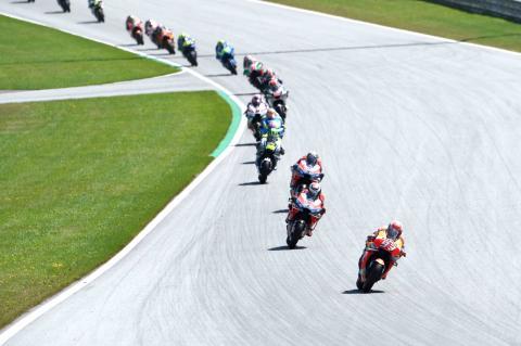 MotoGP 2019 - rider line-up