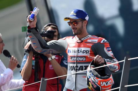 Dovizioso 'very disappointed, couldn't pass Lorenzo'