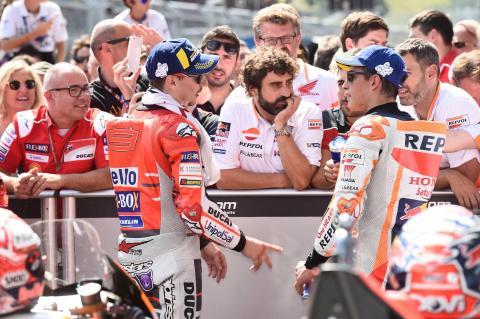 'That's life' - Ducati on Lorenzo exit, Honda 'surprised'