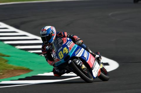 Moto3 Silverstone - Free Practice (3) Results