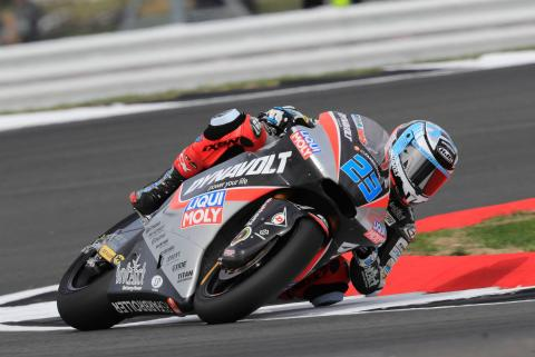 Moto2 Silverstone - Free Practice (3) Results