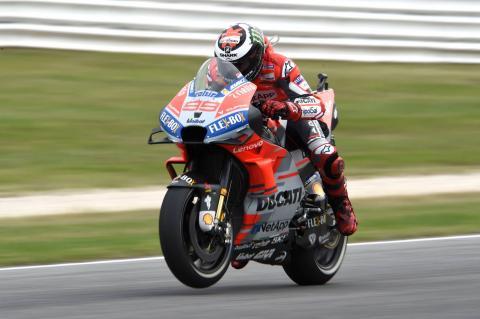 Misano MotoGP - Full Qualifying Results