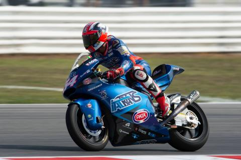 Moto2 Thailand - Free Practice (2) Results