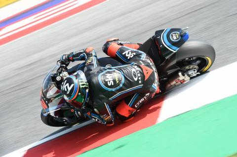 Moto2 Misano - Qualifying Results