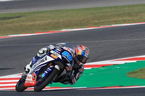 Moto3 Misano - Qualifying Results