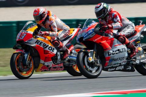 Lorenzo: I'll help improve Honda like Ducati