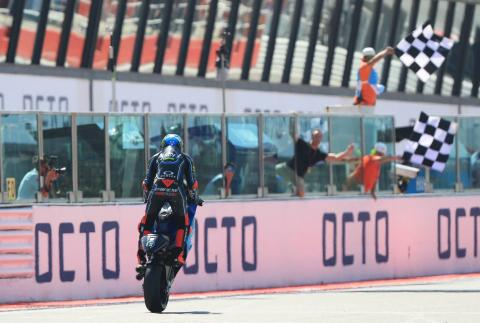 Moto2 Misano: Bagnaia blasts ahead for San Marino win