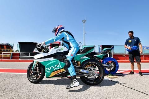 MotoE 2019 - Rider line-up