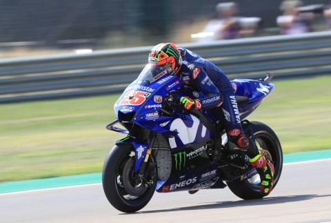Thailand MotoGP - Free Practice (1) Results