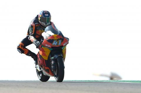 Moto2 Aragon - Qualifying Results
