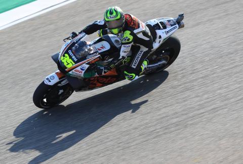Aragon MotoGP - Free Practice (3) Results