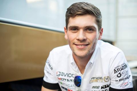 Dixon: Moto2 move a dream come true