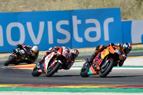 Smith sets sights on KTM top eight