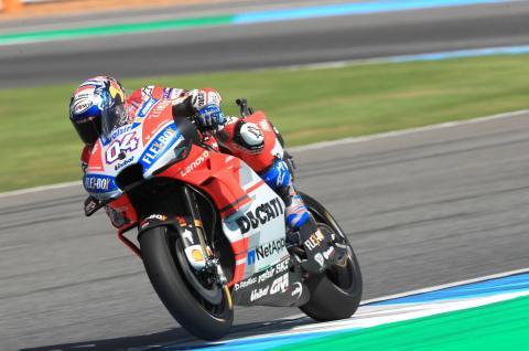 Thailand MotoGP - Free Practice (3) Results