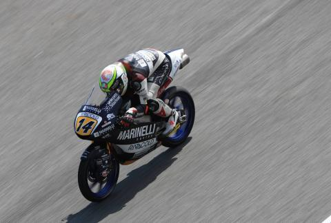 Moto3 Malaysia - Free Practice (2) Results