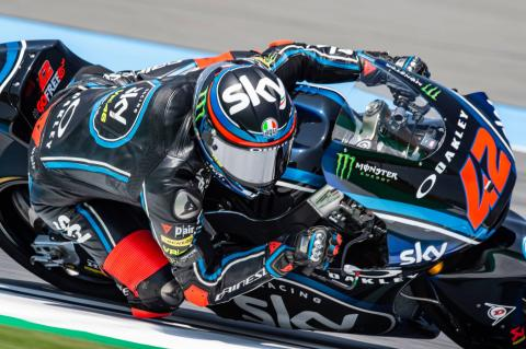 Moto2 Thailand - Race Results