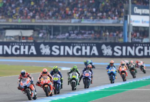 Thailand voted best MotoGP of 2018