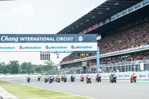 BREAKING: 2021 Thai MotoGP has officially been cancelled