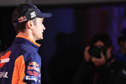 Pedrosa handed race bikes at Honda Thanks Day farewell