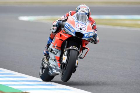 MotoGP Japan - Full Qualifying Results