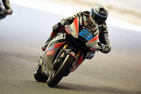 Moto2: Australia - Free practice (1) Results