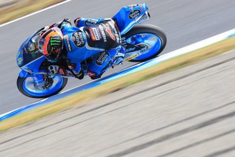 Moto3: Australia - Free Practice (2) Results