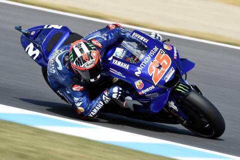 MotoGP Australia - Free Practice (1) Results