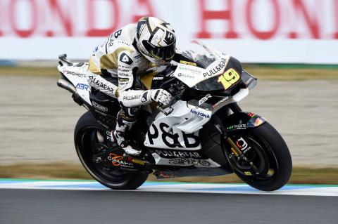 Bautista equals season best ahead of factory Ducati stand-in