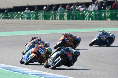F.C.C. remains Moto2 clutch supplier ahead of Triumph era