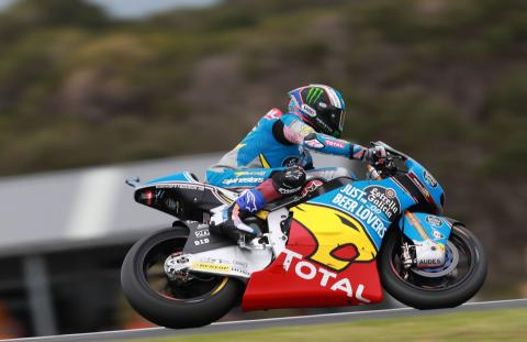 Moto2 Malaysia - Free practice (1) Results