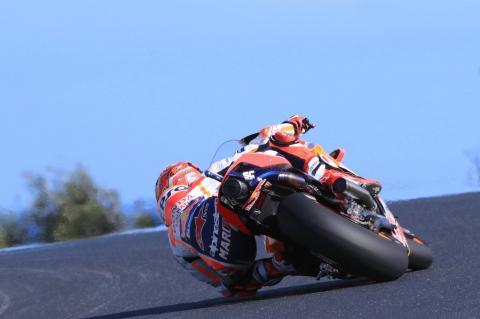 MotoGP Australia - Free Practice (3) Results
