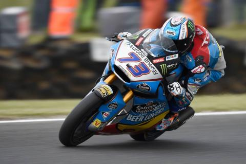 Moto2 Malaysia - Free practice (2) Results