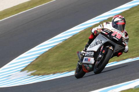 Moto3 Australia: Arenas snatches brilliant win, Martin extends lead