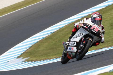 Moto3 Australia: Arenas snatches brilliant win, Martin extends lead