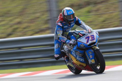 Moto2 Malaysia - Qualifying Results