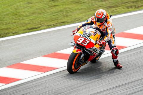 MotoGP Malaysia - Free Practice (4) Results
