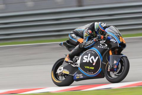 Moto2 Malaysia - Race Results