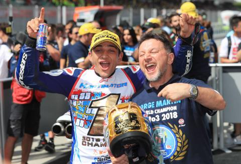 Moto3 Malaysia: Martin dominates to take title in style