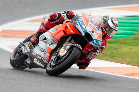 Lorenzo: I felt like King of the world for two months with Ducati