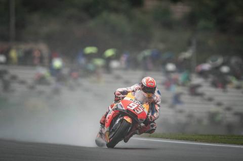 MotoGP Valencia - Warm-up Results