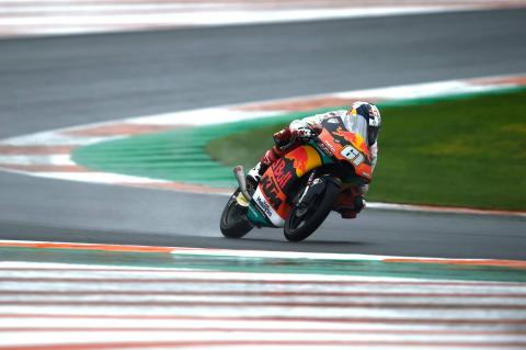 Moto3 Valencia - Race Results