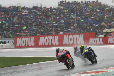 MotoGP Valencia - Race Results