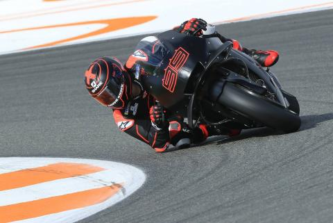 Lorenzo: Confidence was okay on 2018 Honda