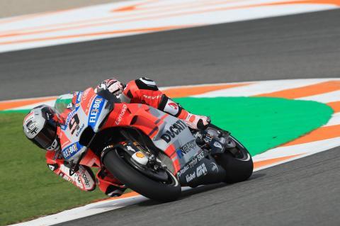 Petrucci: New Ducati has no negative points