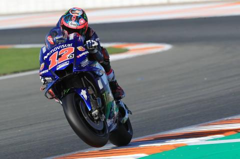 Vinales fastest but 'we need to be sure'