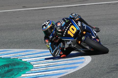 Jerez Moto2 test times - Final